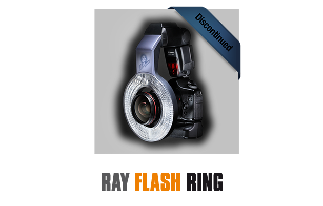 RAY FLASH RING